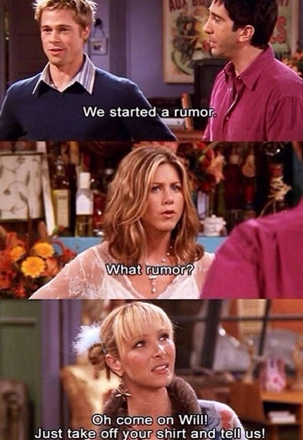 Friends Thanksgiving episodes